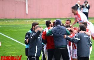 Pendikspor-1461 Trabzon Maçına Hazırlanıyor