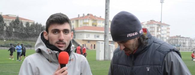 Pendikspor, Kartalspor maçına hazırlanıyor. 07.03.2015 İdman