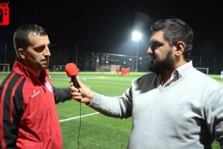 Pendikli TV olarak, Pendikspor'un U-13 takımını ziyaret ettik.
