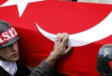 Nusaybin'den Acı Haber Pendikli Binbaşı Ahmet Karaman Şehit Oldu
