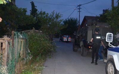Pendik Harmandere'de Terörle Mücadele Operasyonu Yapıldı