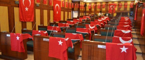 Pendik Belediye Meclisi'nden Darbeye Karşı Ortak Deklarasyon