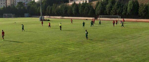 Pendikspor 1-1 Bursaspor   U21 Müsabakası