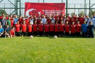 Yeni Sezon Öncesi İlk Hazırlık Maçı Hatayspor ile