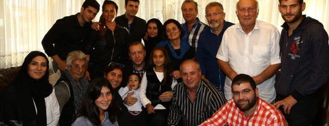 Cumhurbaşkanı Recep Tayyip Erdoğan Şuan Pendik'te