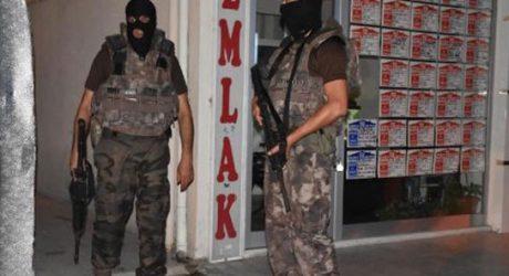 Pendik'te IŞİD Operasyonu