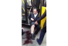 Pendik'te Otobüsü Durdurdu Şoförü Bıçakladı