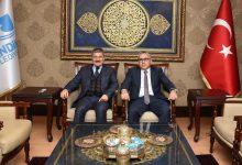 Yeni Pendik Kaymakamı Yılmaz Şimşek'ten Pendik Belediye Başkanına İade-i Ziyaret