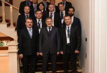 Gagavuz Yerel Yöneticilerinden Pendik'e Ziyaret