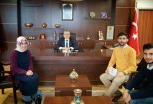 Video Haber | Yeni Pendik Kaymakamı Yılmaz Şimşek İlk Röportajını Pendikli TV'ye Verdi