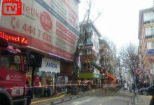 19 Mayıs Caddesi Trafiğe Kapatıldı