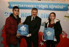 """Kars'tan Pendik'e """"Gönül Köprüsü"""""""