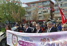 23 Nisan Coşkusu Kortej ile Pendik Çarşısı'nda