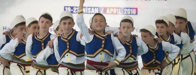 10 Ülkenin Çocukları Festival Coşkusunu Pendik'te Yaşayacak