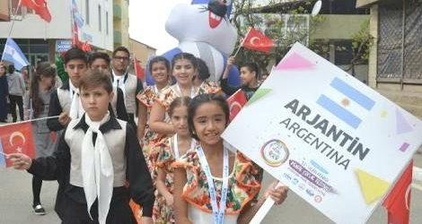Pendik Belediyesi 23 Nisan Şenliği Başladı