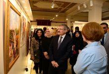 Görsel Sanatlar Sergisi Açıldı