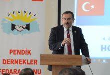 Pendef'in Yeni Başkanı Av. Ramazan Öztürk