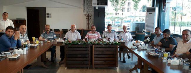 Pendef Yeni Yönetim Kurulu İlk Toplantısını Yaptı