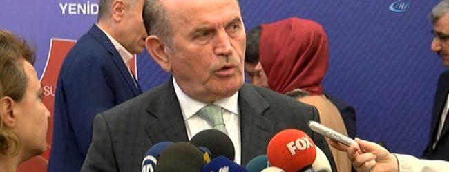 İstanbul Büyükşehir Belediye Başkanı Kadir Topbaş İstifa Etti