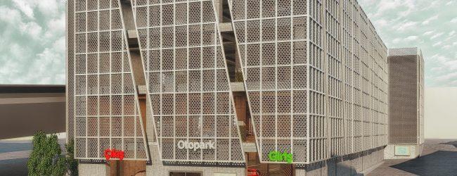 Bu Otopark Türkiye'ye Örnek Olacak