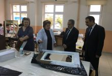 Pendik Kaymakamı İlhan Ünsal' dan Halk Eğitim Merkezine Ziyaret