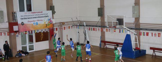 Spor Şöleni Basketbolla Başladı