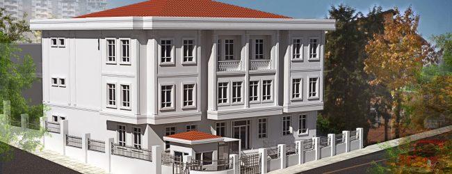 Esenyalı'ya Modern Karakol Binası