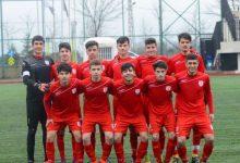 PENDİKSPOR U-15 SANCAKTEPE BELEDİYESPOR'DAN RÖVANŞINI ALDI