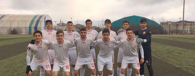 Pendikspor U-17: 7 – 0: U-17 Büyük Çekmece Tepecikspor