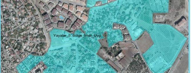 Yayalar'da 1200 Hak Sahibine Tapu Müjdesi