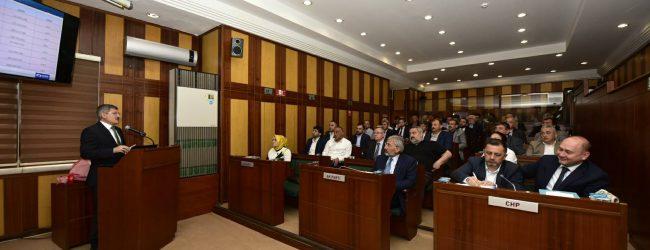2017 Yılı Faaliyet Raporu Kabul Edildi