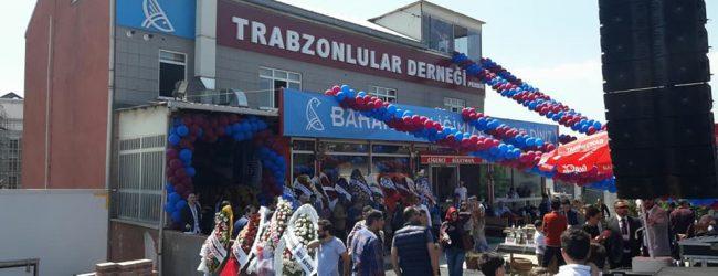 Pendik Trabzonlular Derneği Vira Bismillah!