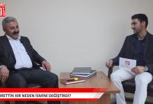 AK Parti Milletvekili Aday Adayı Fahrettin KIR