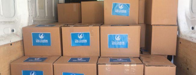 Bu Ramazan'da da Pendik Ülkü Ocakları Farkı