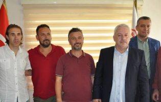 Pendikspor'un Yeni Teknik Direktörü Pendikli Sinan Yücer Oldu