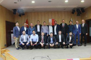 Selahattin Turhan 25 Yıl Sonra Yeniden Pendikspor'da Başkan