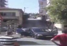 Pendik'te Çeyiz Yüzünden Çıkan Silahlı Çatışma Kamerada