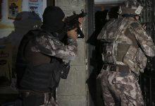 Pendik'te DAEŞ Operasyonu