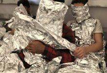 Pendik'te Kaçak Göçmenleri Alüminyum Folyoya Sardılar