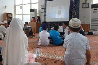 Pendik Toki Siteler Cami'nde 15 Temmuz Şehitleri'ni Anma Programı