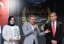"""Pendik Belediyesine """"En İyi Çocuk Festivali"""" Ödülü"""