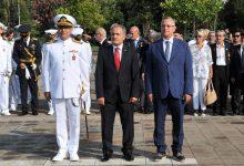Pendik'te 30 Ağustos Zafer Bayramı Resmi Törenle Kutlandı