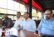 HÜDA PAR Genel Başkan Yardımcısı Sait Şahin Pendik Medyası İle Buluştu