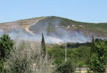 Tuzla Piyade Okulu'nda Yangın Çıktı