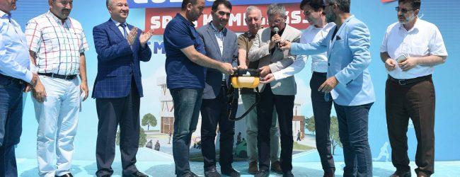 Pendik'in Her Mahallesi'ne Spor Kompleksi Yapılıyor