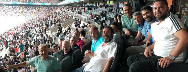 Pendikspor'dan Beşiktaş'a Büyük Destek