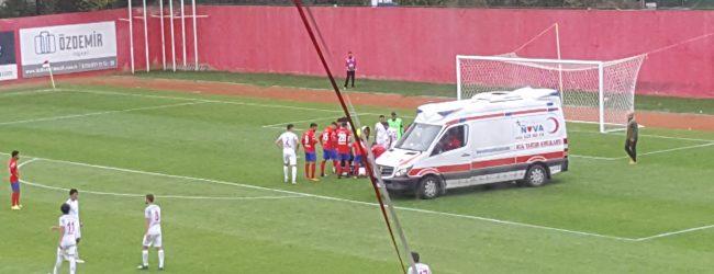 Pendikspor 2-1 Altınordu FK   Ziraat Türkiye Kupası