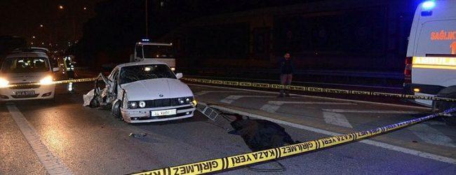 Pendik E-5'te Trafik Kazası: 1 Ölü