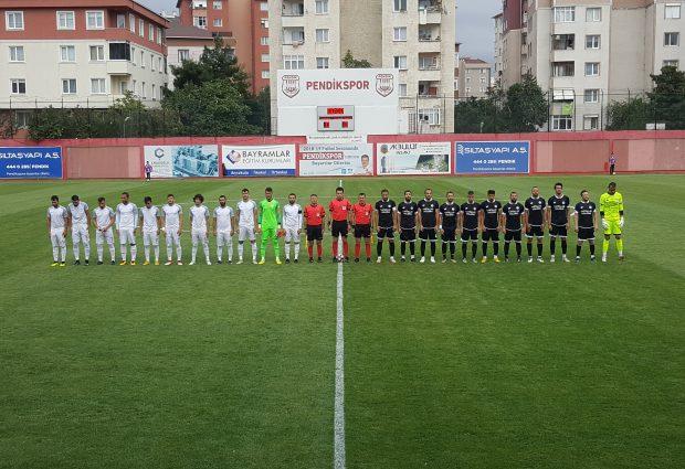 Pendikspor 1-0 Etimesgut Belediye Spor | 5. Hafta 2018/2019