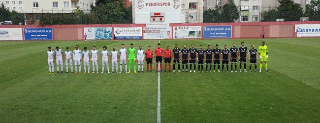 Pendikspor 1-0 Etimesgut Belediye Spor   5. Hafta 2018/2019